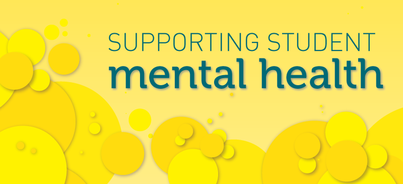 U of A student mental health support