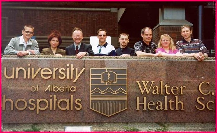 First eight Edmonton Protocol patients