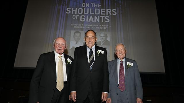Celebrating Albertas pioneering giants of gastroenterology