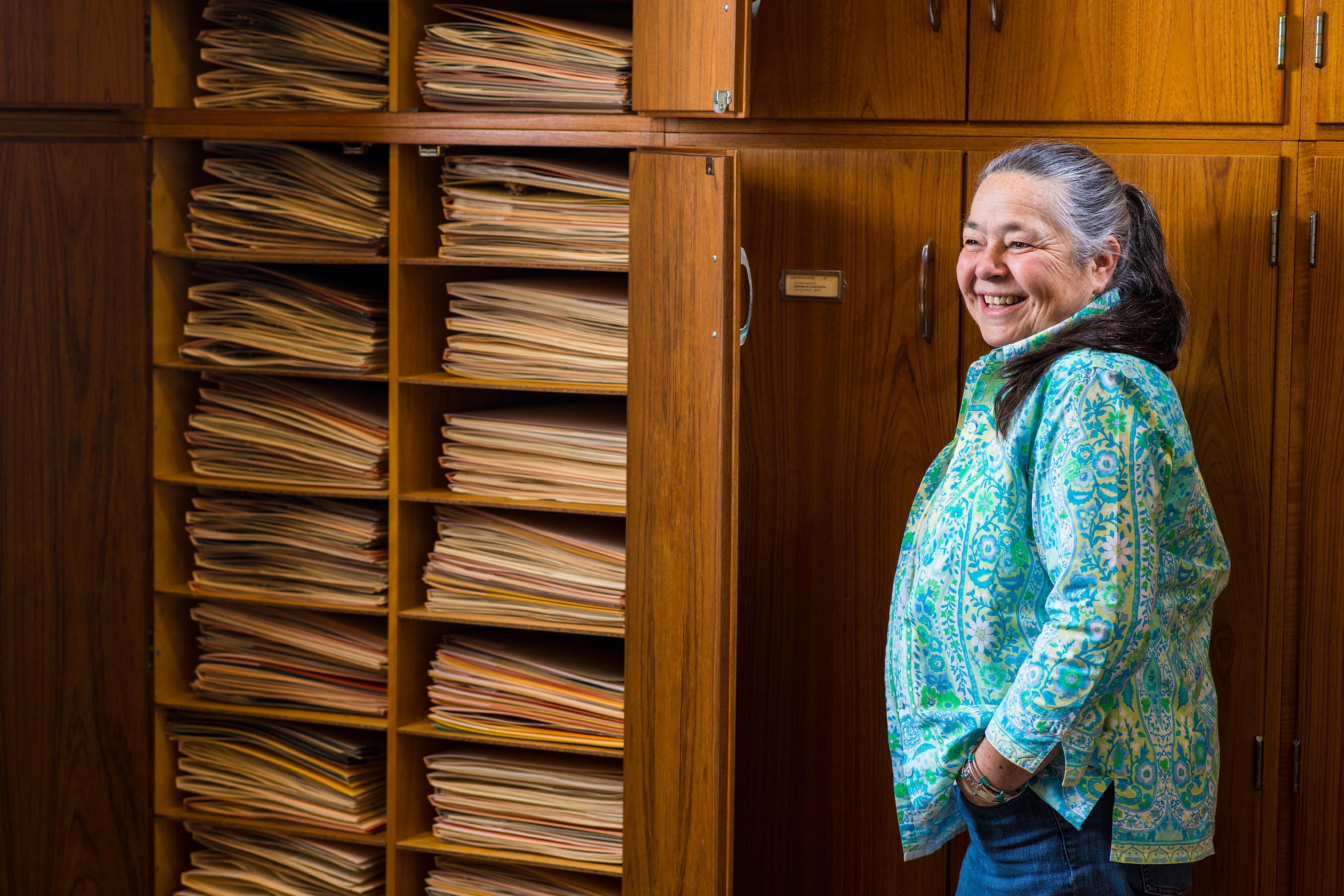 Dorothy Fabijan - Vascular Plant Herbarium -  UAM