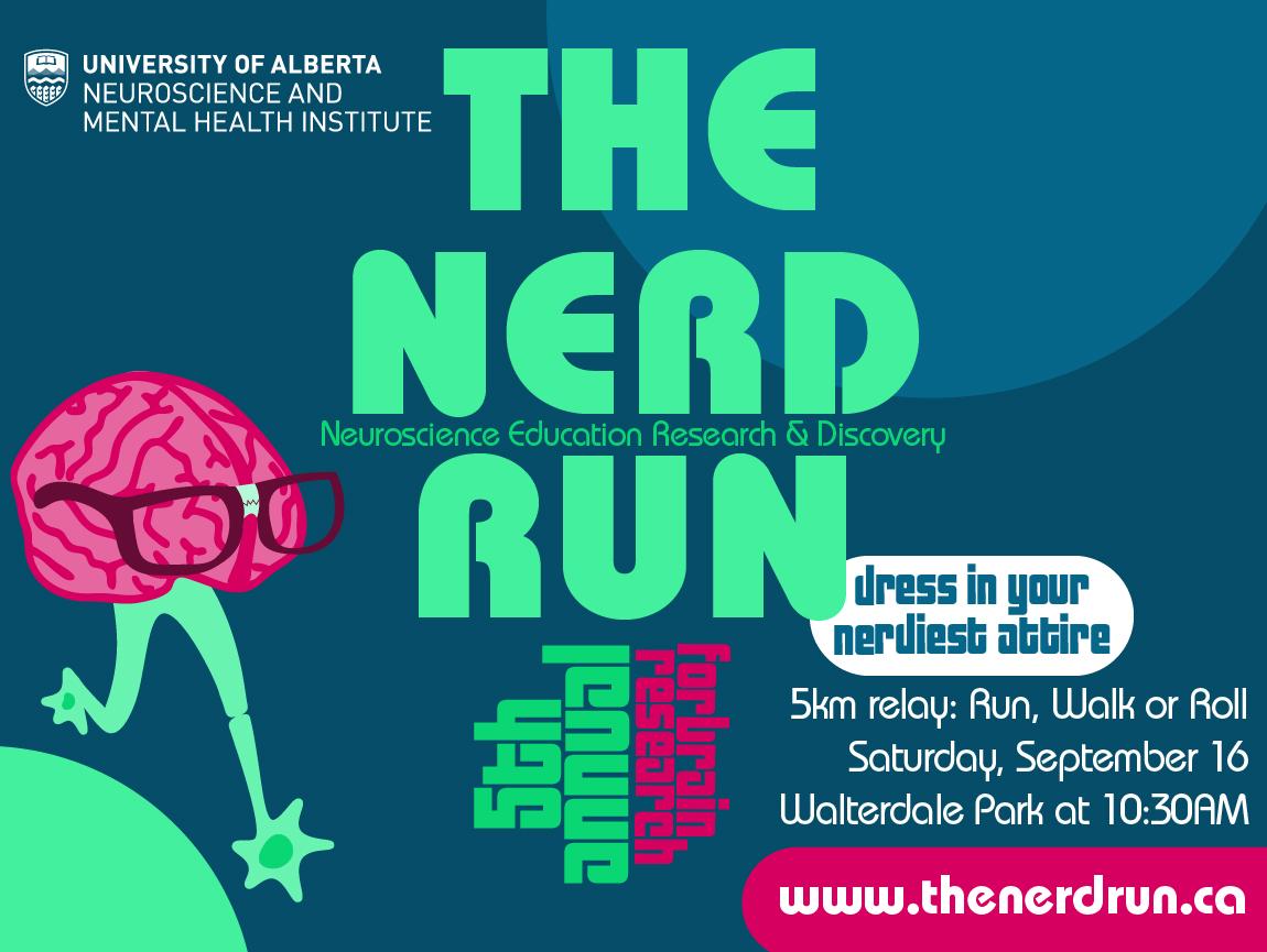 The NERD run