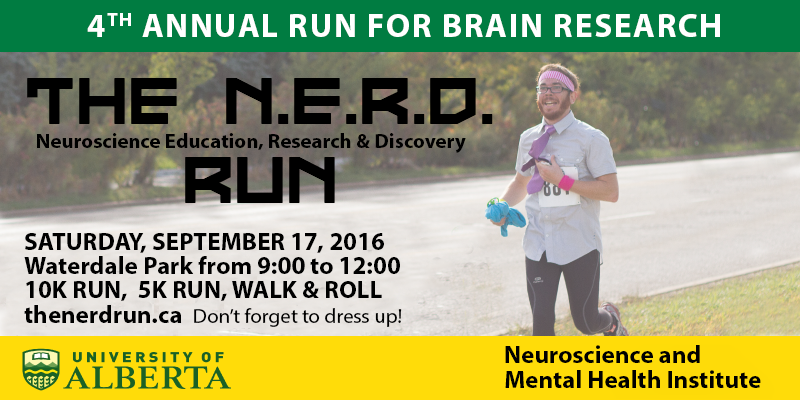 4th annual run for Brain Research