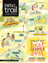 New Trail Spring 2014 Cover