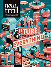 New Trail Winter 2015 Cover