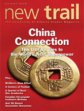 Cover of New Trail Fall 2010