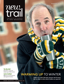 New Trail winter 2012 2013 cover