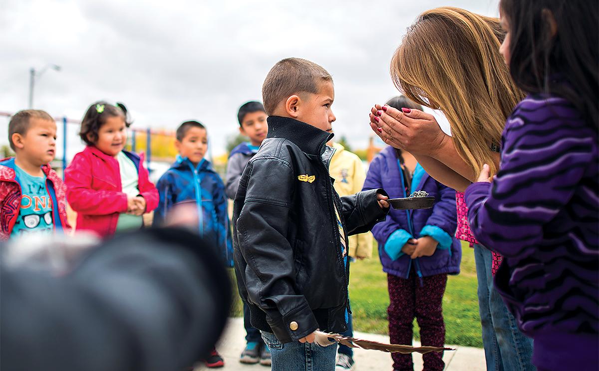 Teaching the next generation