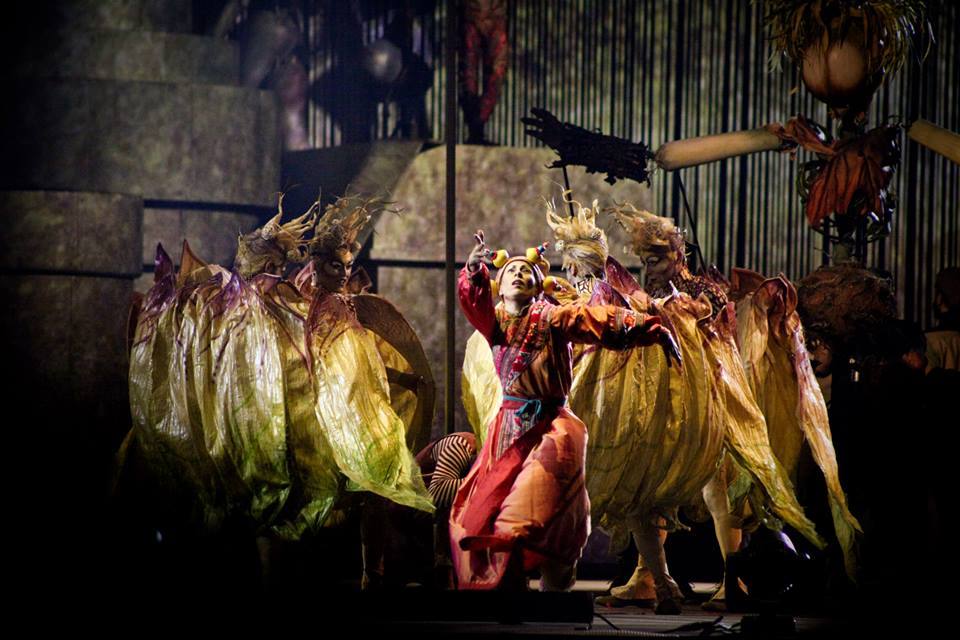 Cirque du Soleil Allavita