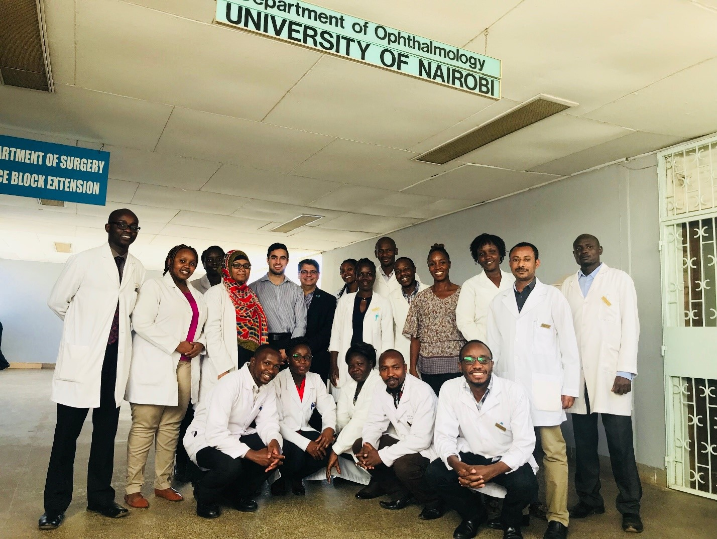Kenya 2018 | Faculty of Medicine & Dentistry