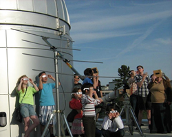 Department of Physics Astronomical Observatory at the University of Alberta