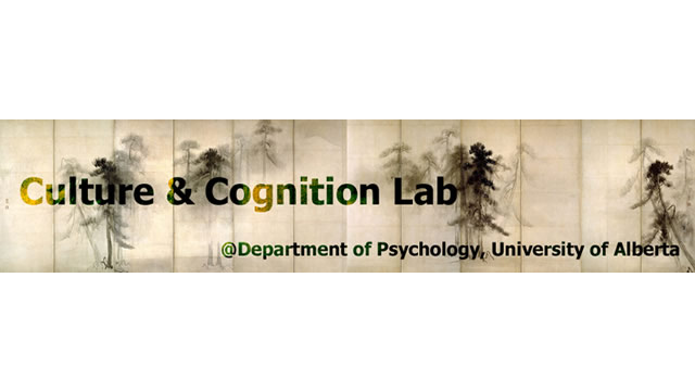 Culture and Cognition Lab