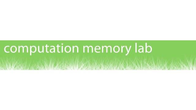 Computation Memory Lab