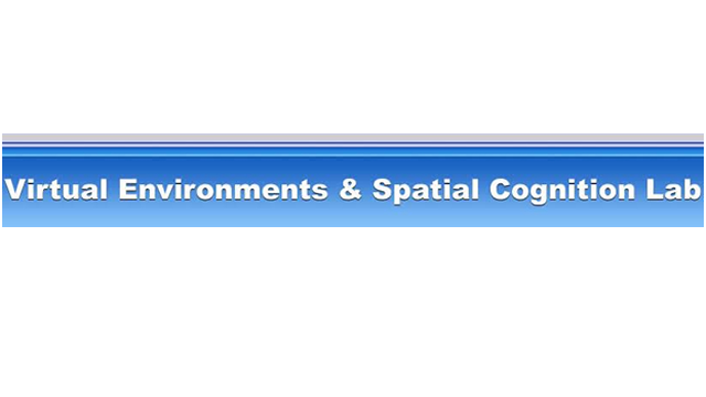 Virtual Environments and Spatical Cognition Lab