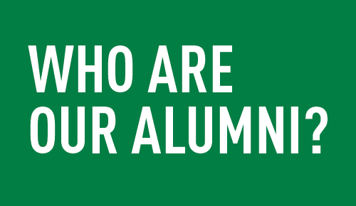 Who are our alumni?
