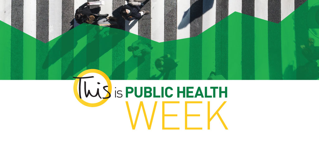 This is Public Health Week
