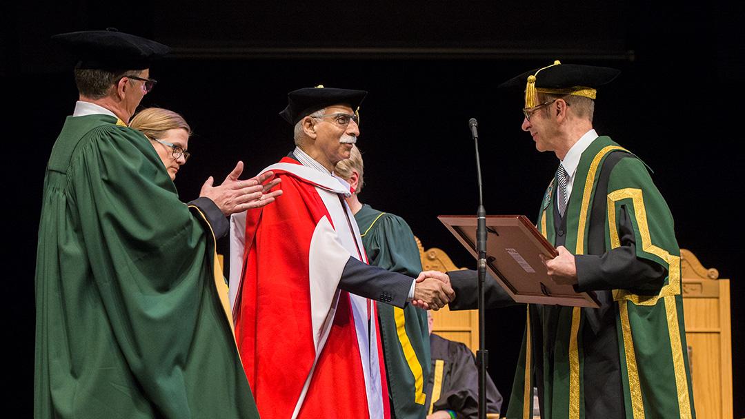 Honorary Degree Recipient