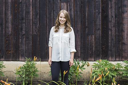 Rhodes Scholar 2016 Carley-Jane