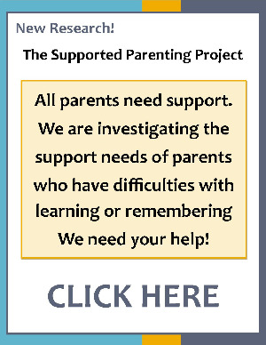 supported Parenting Flyer