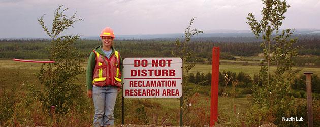 Land Reclamation Naeth Lab