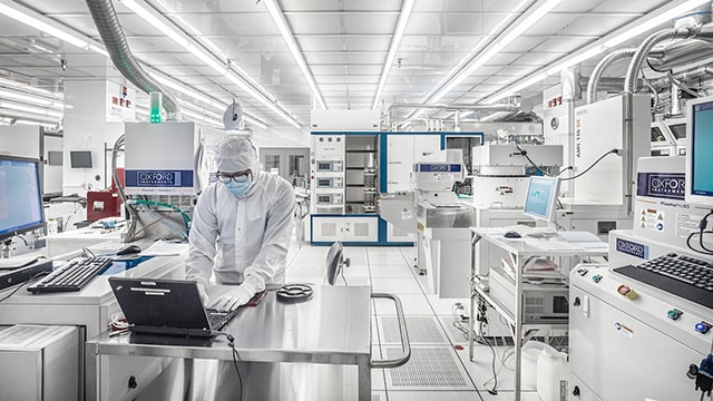 Lab in nanoFAB