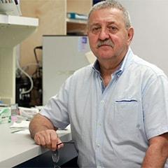 Biochemistry professor Marek Michalak