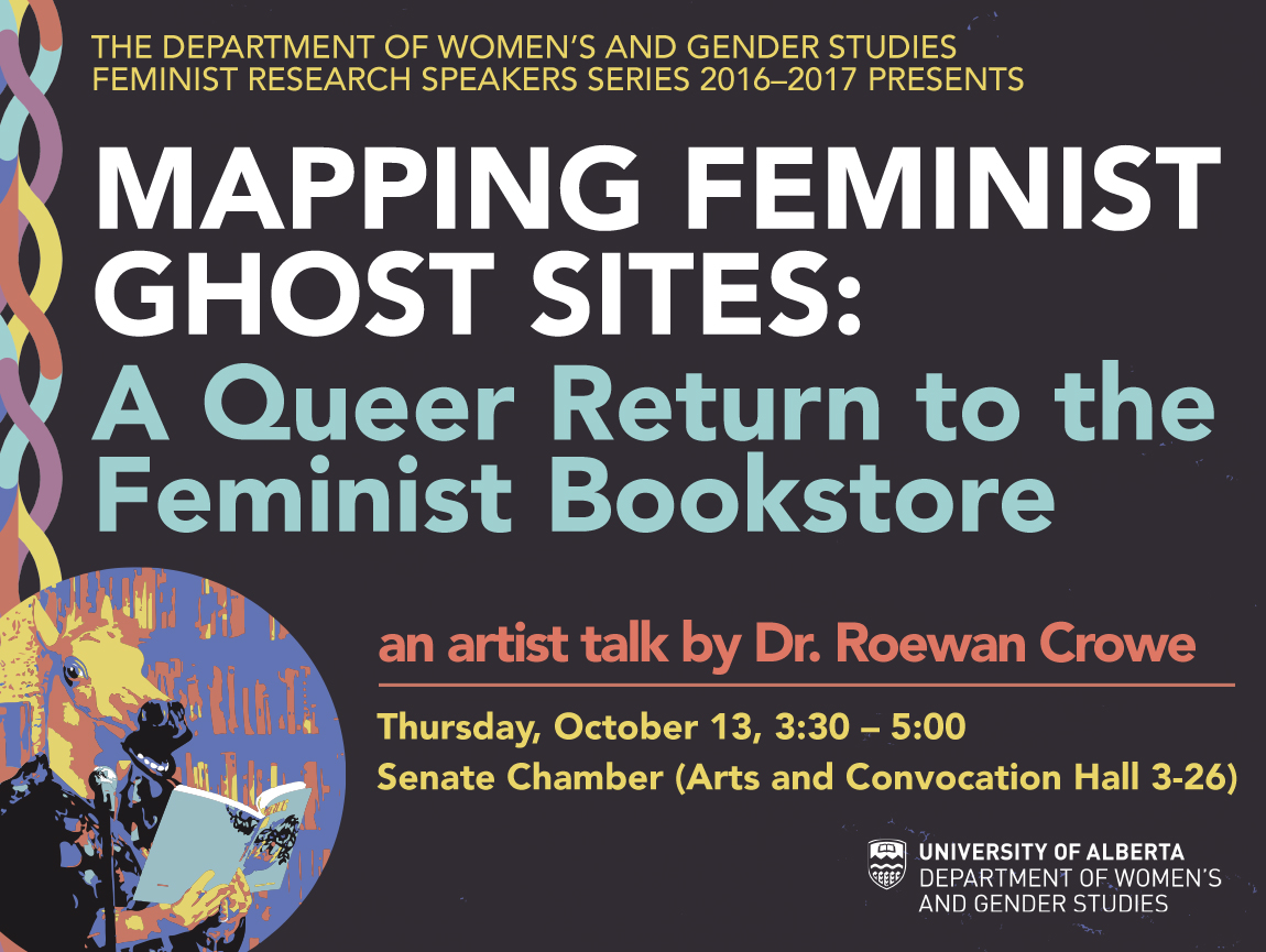 Mapping Feminist Ghost Sites