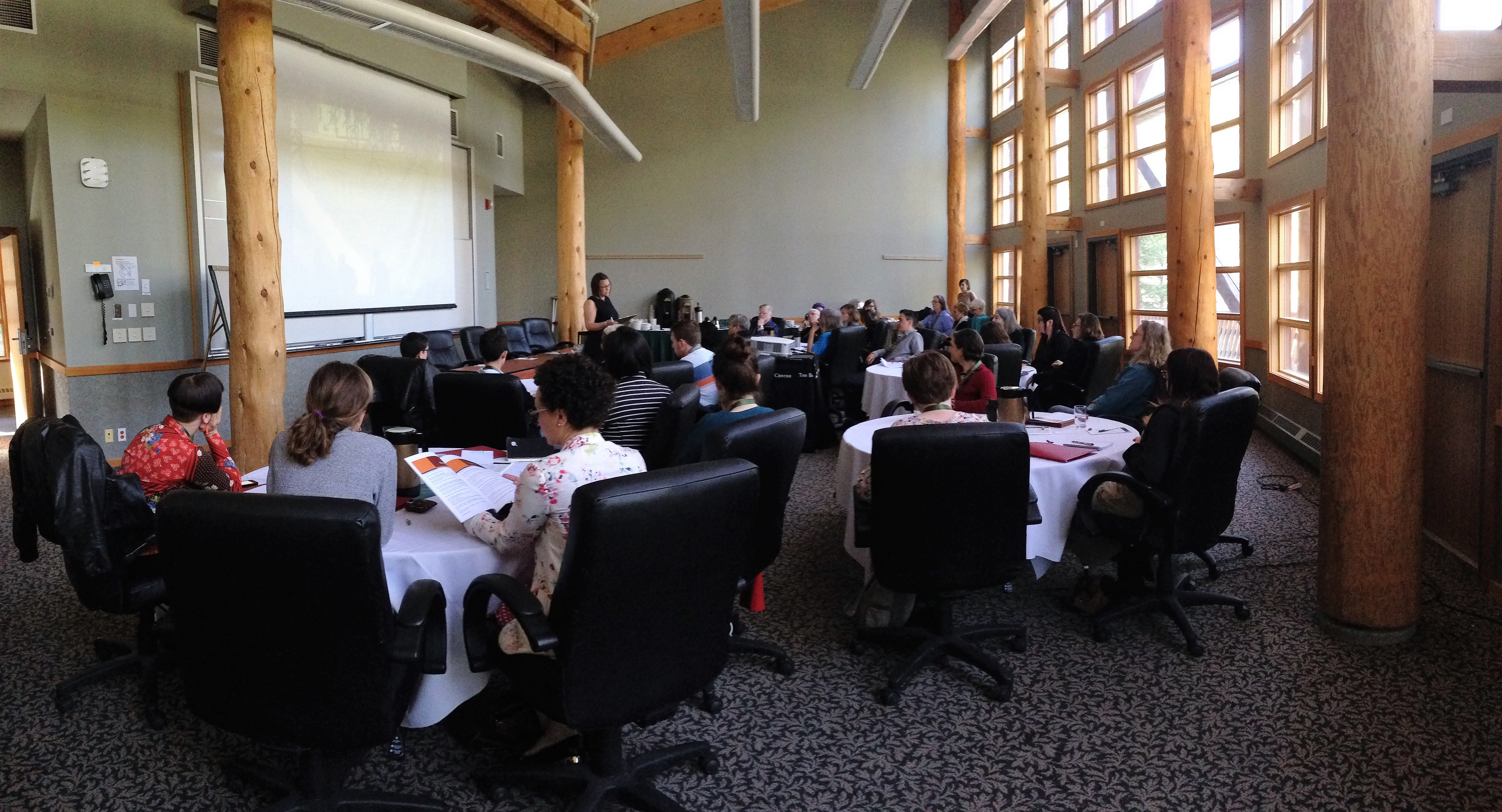 Introductions at the Publishing Feminisms Symposium in Banff, May 2015