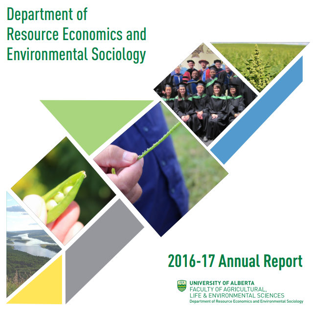 Resource Economics and Environmental Sociology | Faculty of