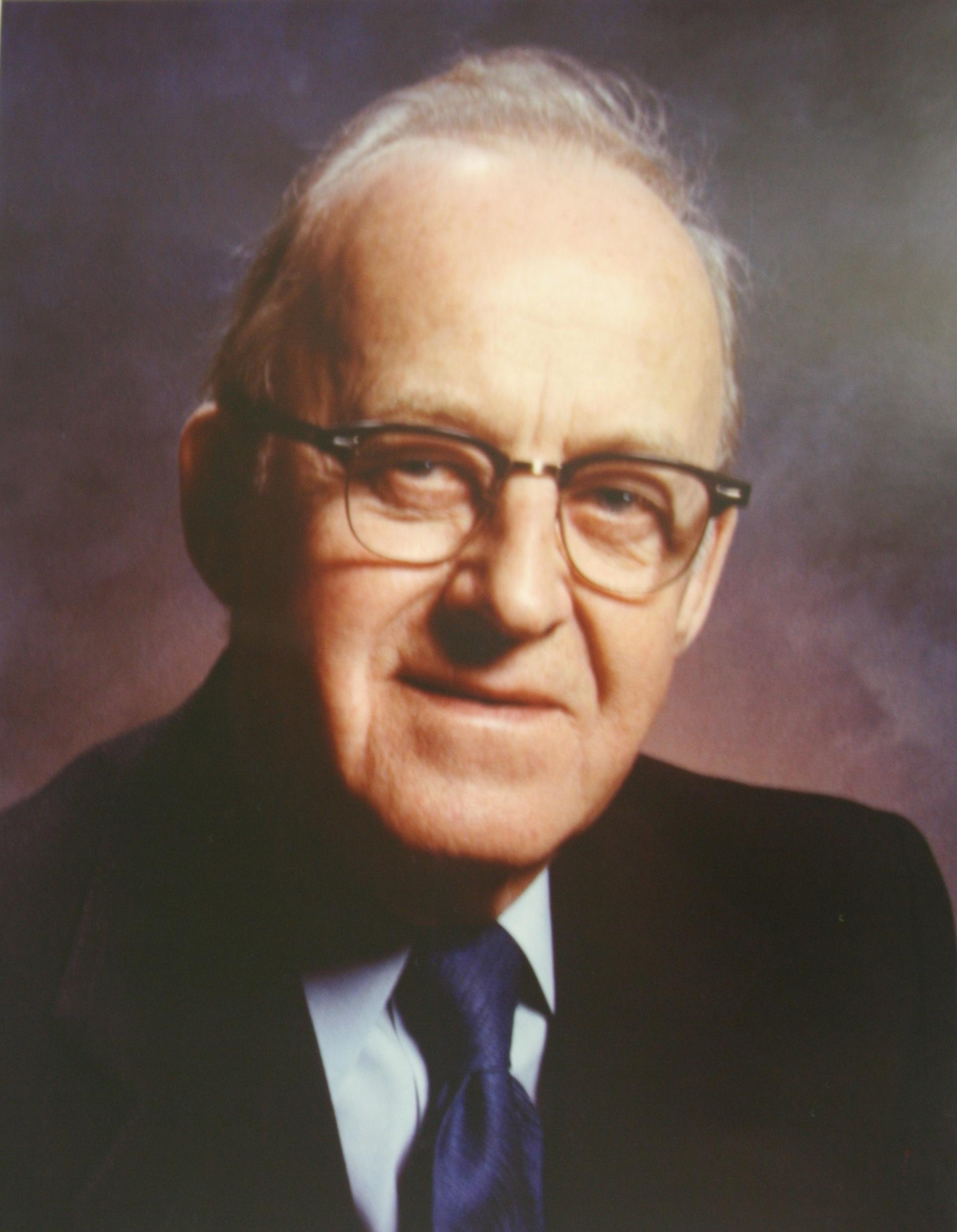 Donald M. Ross
