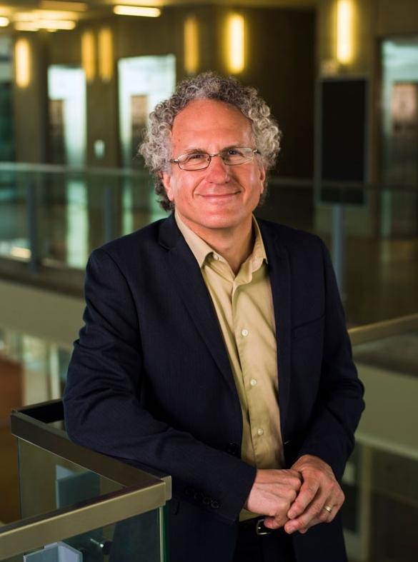 Faculty of Science dean Jonathan Schaeffer