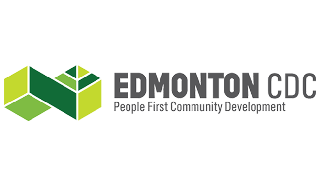 Edmonton Community Development Corporation logo