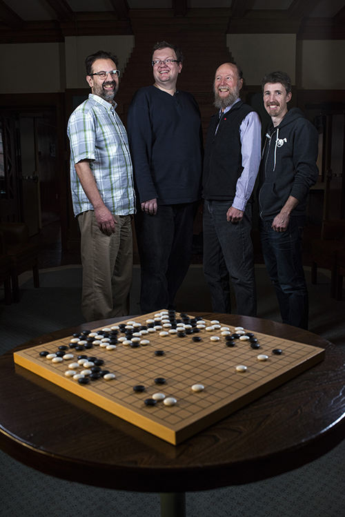 AlphaGo UAlberta