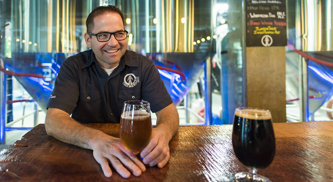 Dave Gokiert Tree Brewing