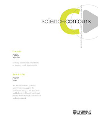 Science Contours Spring 2016