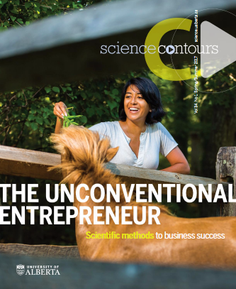 Science Contours - Spring Summer 2017 - The Unconventional Entrepreneur