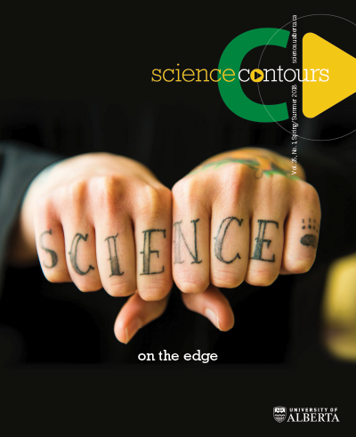 Science Contours - Spring 2018 - On the Edge