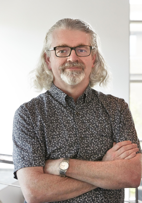 Professor David Coltman