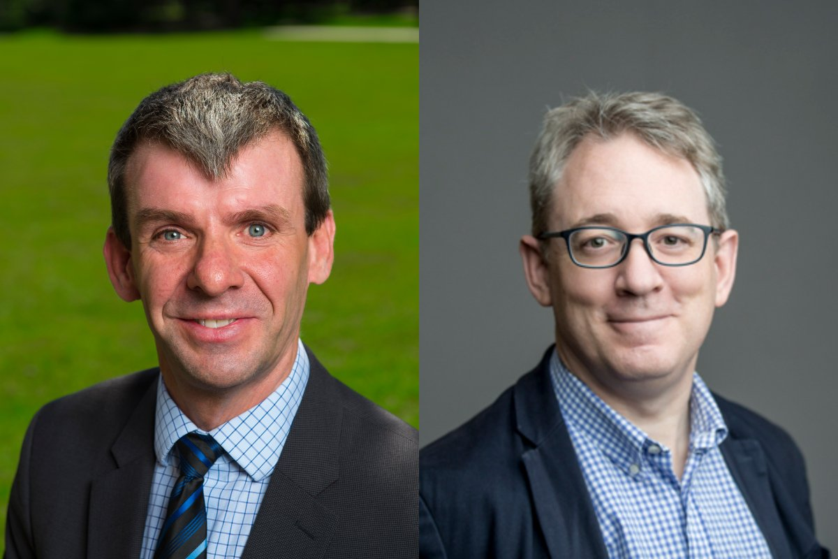 Professor Ian Mann and Professor Todd Lowary have both been recognized for their scientific accomplishments with induction into the Royal Society of Canada.