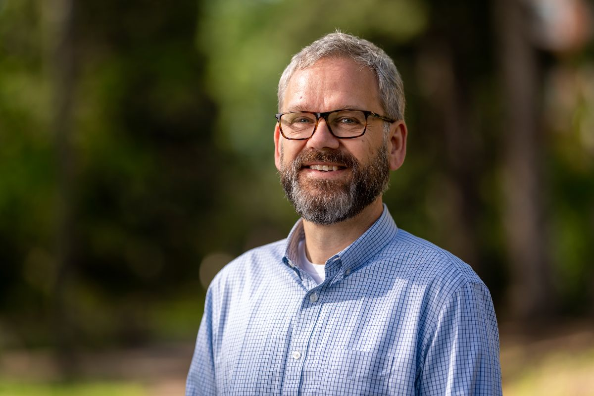 On July 1, Joerg Sander will step into his new role as interim chair in the Department of Computing Science.