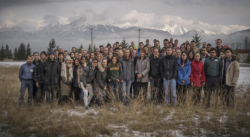 ATUMS group photo 2017
