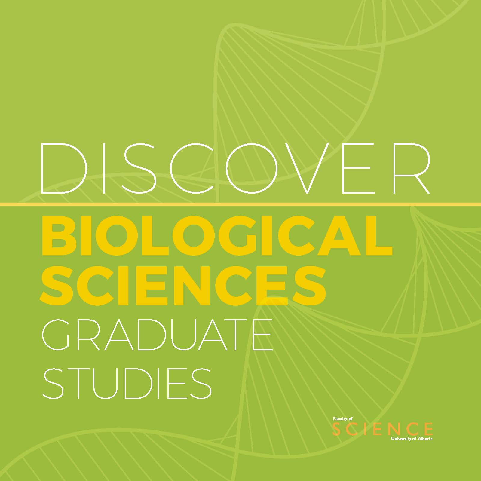 Biological Sciences Graduate Studies