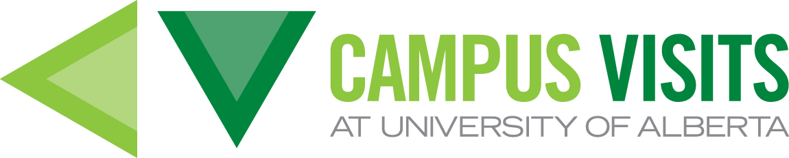 Campus visits and tours for the University of Alberta