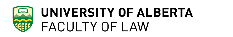 University of Alberta Faculty of Law Logo