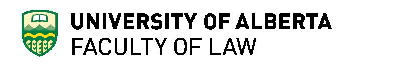 University of Alberta Faculty of Law Logo
