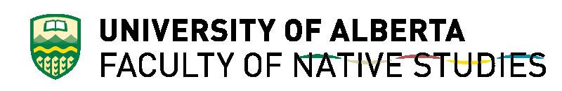 University of Alberta Faculty of Native Studies Logo